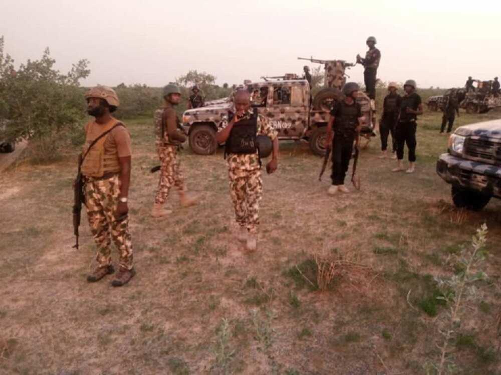 Boko Haram: Sojin Najeriya sun sheke 'yan ta'adda sanye da kayan sojoji a Borno
