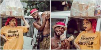 She's Too Fine for the Role: Nigerians React to Photos of BBNaija's Nengi As Bread Seller