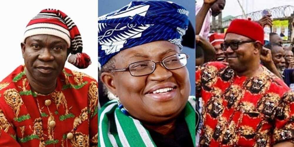 Shugaban ƙasa 2023: Jerin sunayen mutane 5 da PDP ta fitar, ɗaya zai gaji Buhari