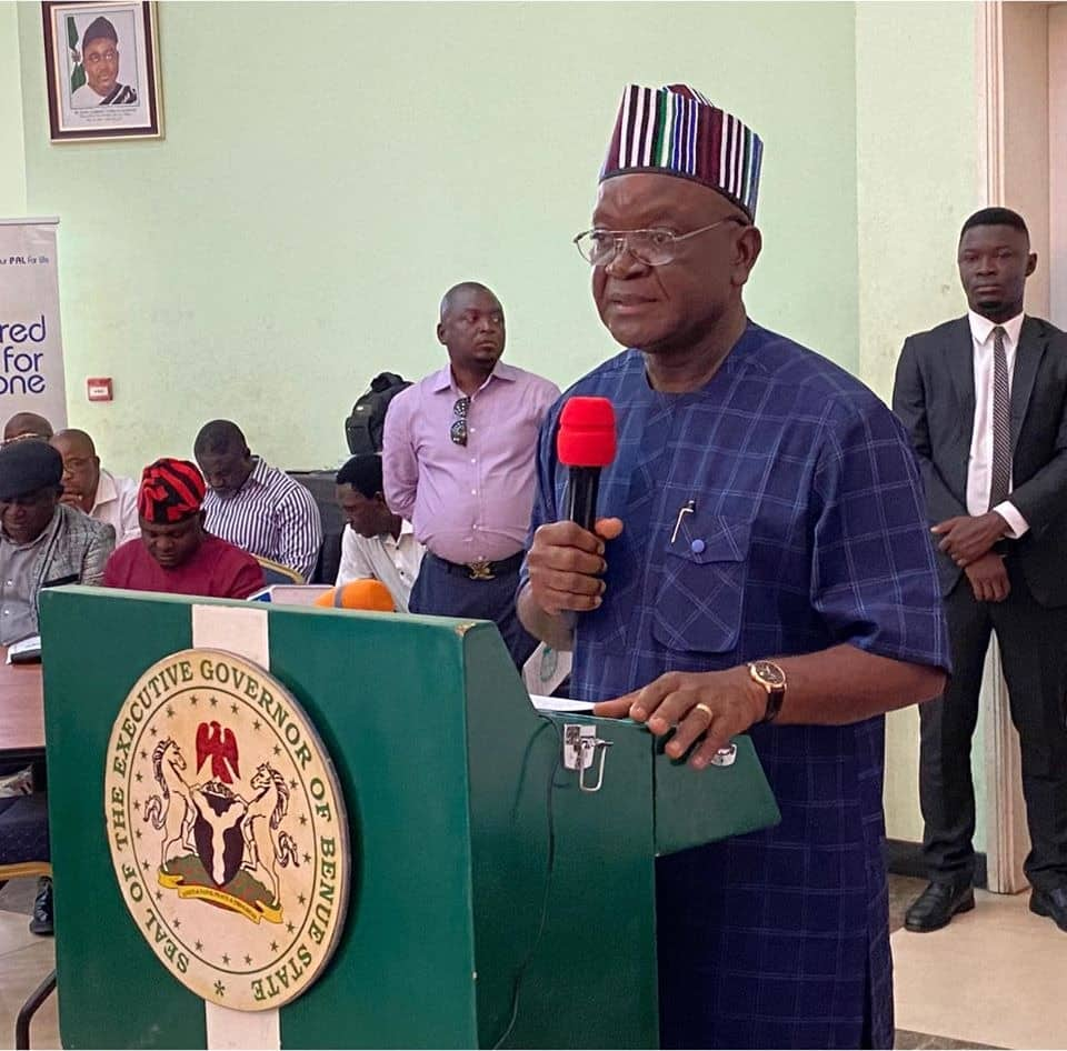 Coronavirus: Benue government finally orders reopening of religious centres