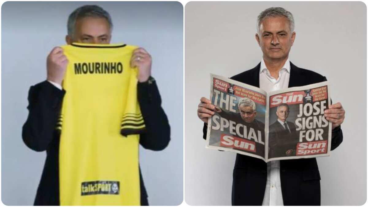 Jubilation As Jose Mourinho Lands 2 Big Jobs Few Weeks After Being Sacked  at Tottenham ▷ Nigeria news | Legit.ng