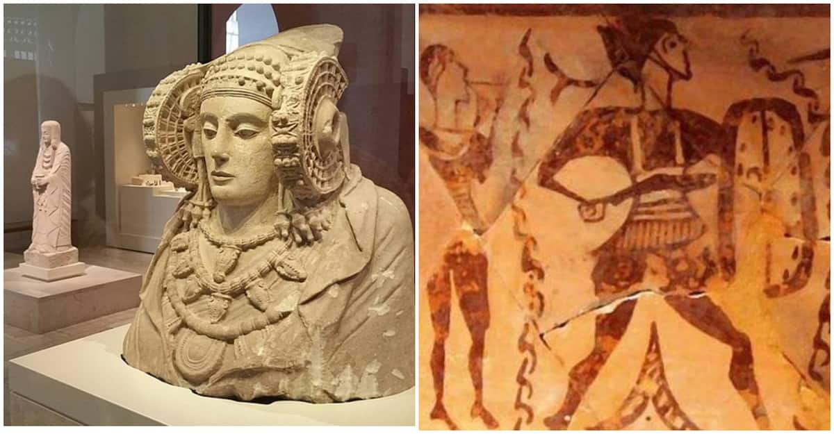 Iberians: Who were they?