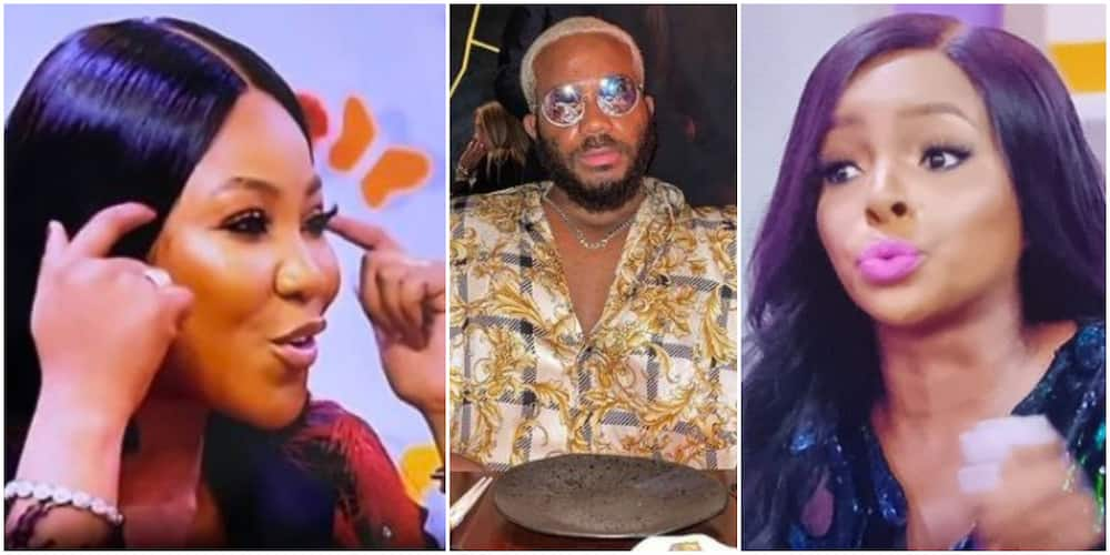 BBNaija Reunion: Are You for Sale? Erica Fires Back at Wathoni for Saying Kiddwaya Cannot Afford Her