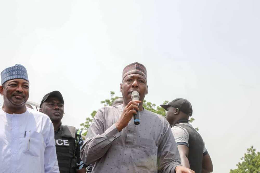 Gallant Nigerian Troops Repel Attack on Borno State Government's Convoy, Kill 7 Terrorists