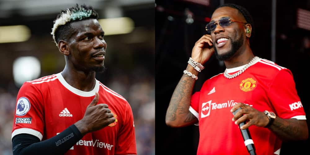 Heartwarming moment Burna Boy, his mom, Pogba and mother hit the dance floor after having dinner together