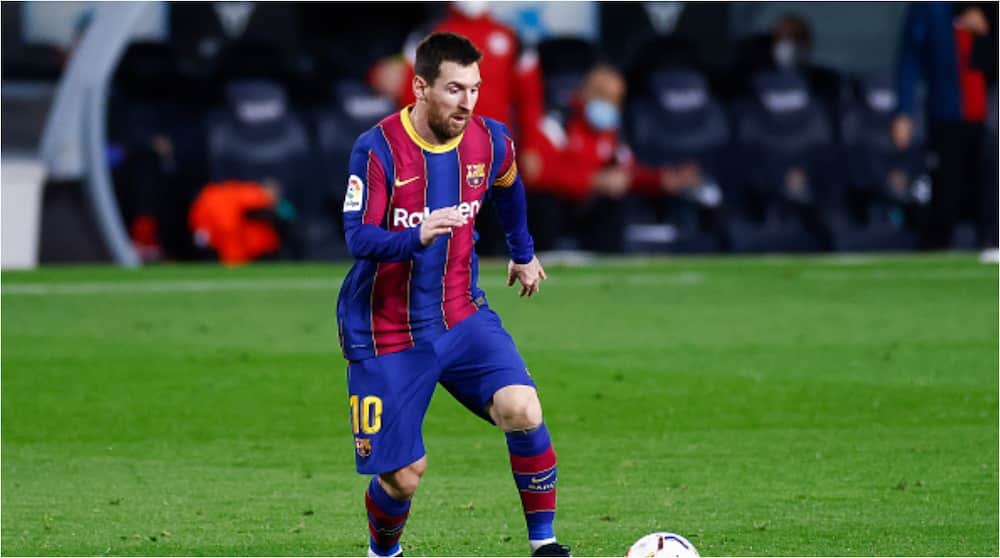 Lionel Messi's Exit Brings Down Value of Barcelona As Spanish Club Now Worth Under £1billion