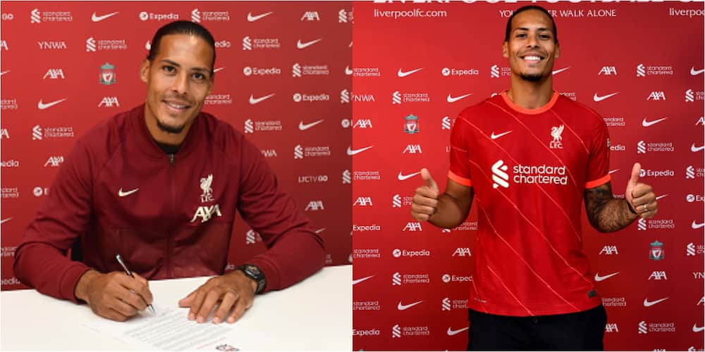 Liverpool star who spent most part of last season on the sidelines signs new deal