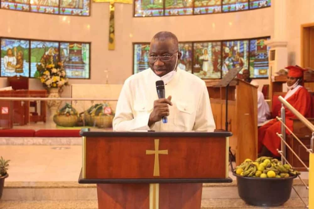 I sacrificed myself despite corruption allegations, says Goodluck Jonathan