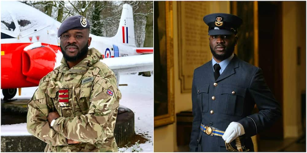 Nigerian man breaks 102-year-old record in UK, Receives Queen of England Honour