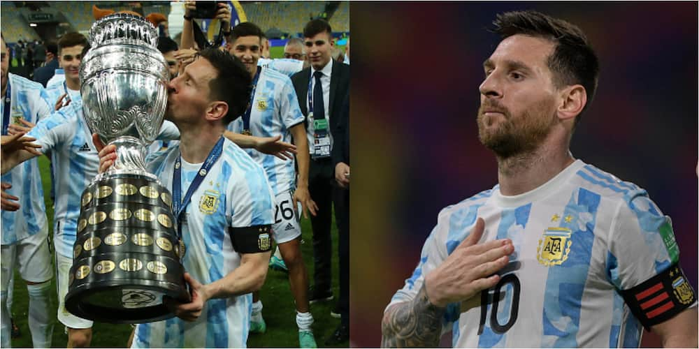 Barcelona star Aguero reveals why Copa America was more important to Messi than any other trophy
