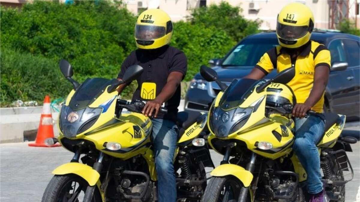 Lagos state considering N25m license for bike startups - Source - Legit.ng