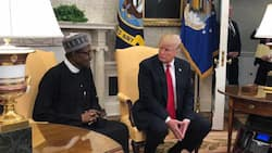 What I told Trump when he accused me of killing Nigerian Christians - Buhari makes powerful revelation
