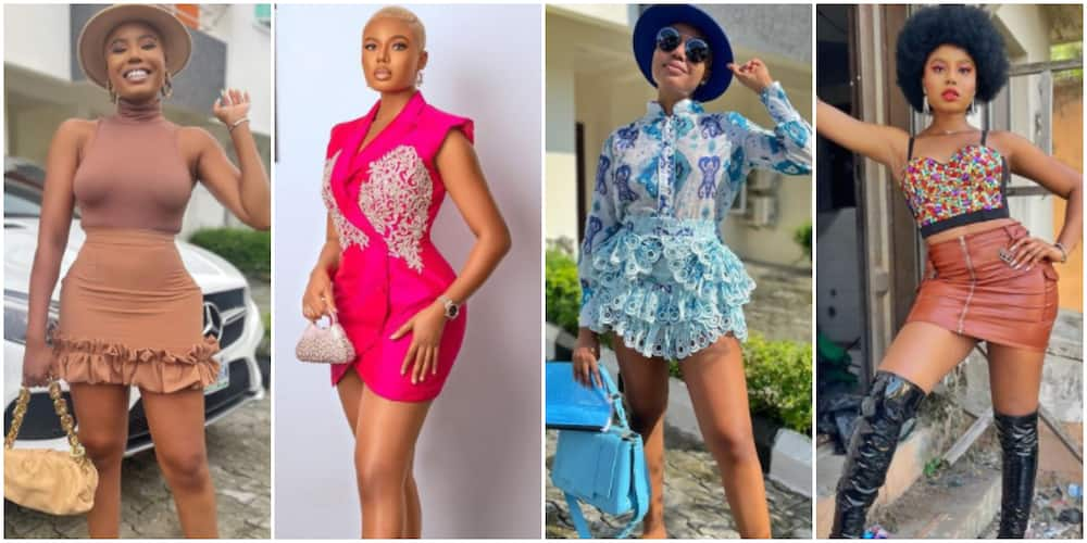 Nancy Isime is a Nigerian actress