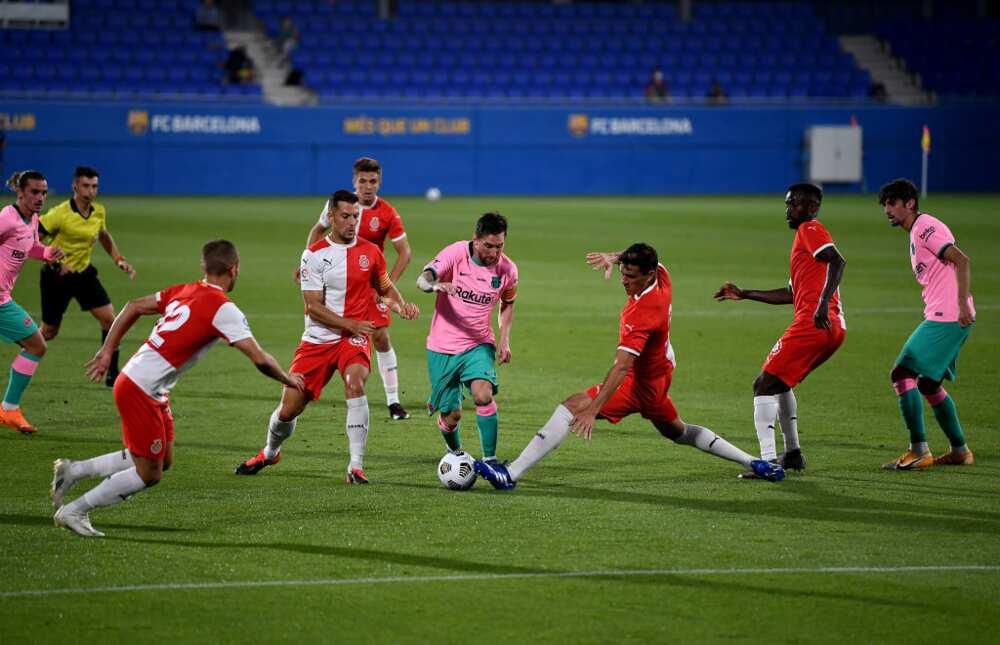 Barcelona vs Girona: Lionel Messi inspires Ronald Koeman's team to 2nd straight victory