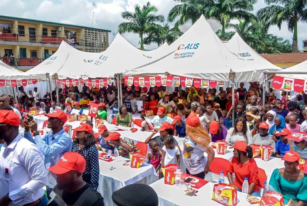 Funke Akindele Declares Kellogg's Super Stars Scholarship 3.0 Open on World Breakfast Day