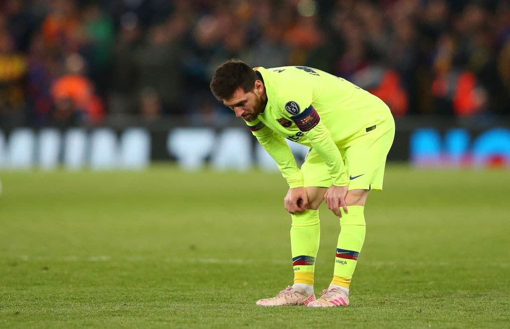 Messi's reportedly forced to make emergency landing at Belgian airport