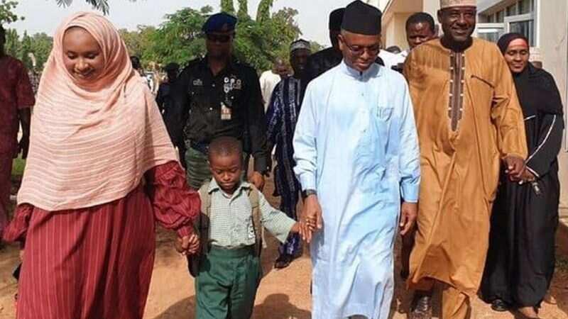 El-Rufai enrolls son in public school