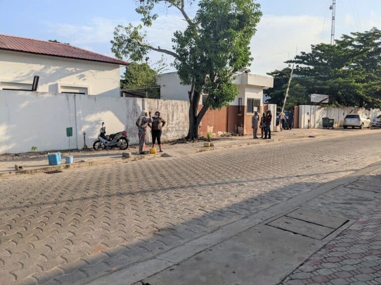 Igboho is being held in Benin Republic's 'EFCC' building