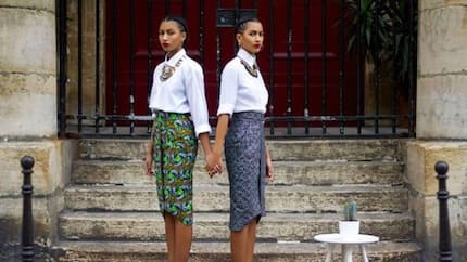 Check out these prettiest and latest office skirt designs