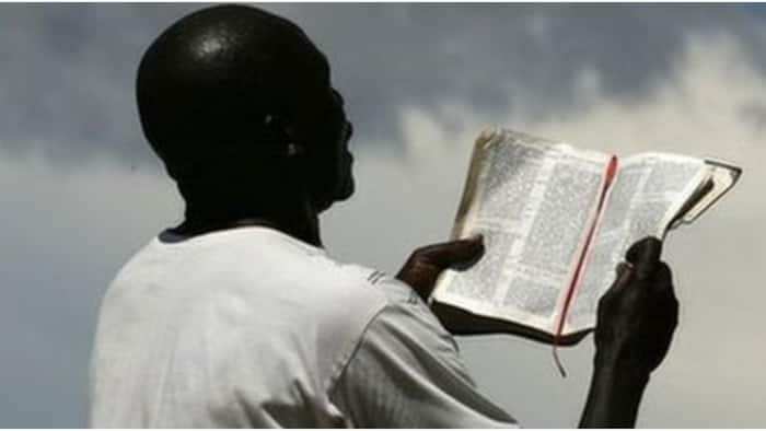 Prophet reportedly exposes ritual gang after 63 female underwear were discovered at a graveyard