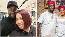 I started dating my wife when I was living in one room: Obi Cubana speaks on humble beginnings