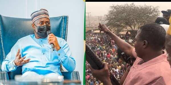 Sunday Igboho dares Governor Makinde over quit notice in Igangan