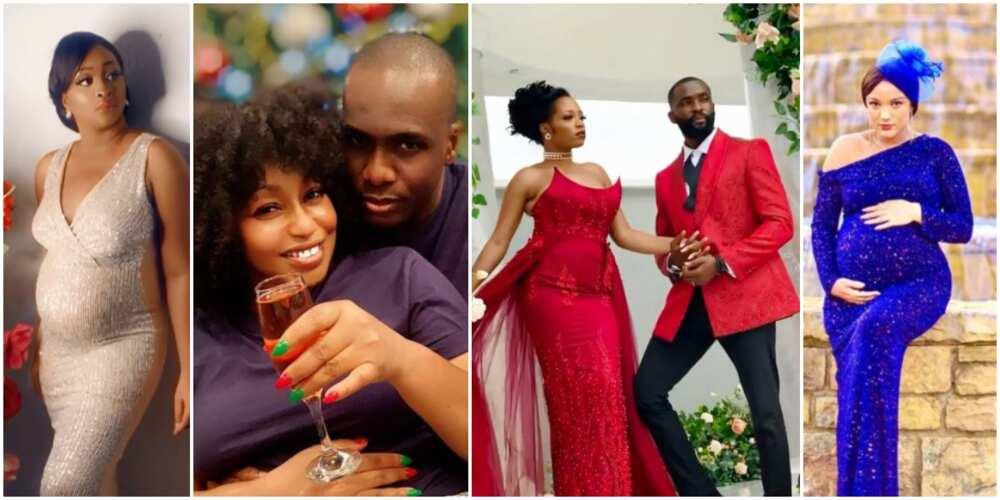 15 Nigerian celebrities who shocked us in December 2020