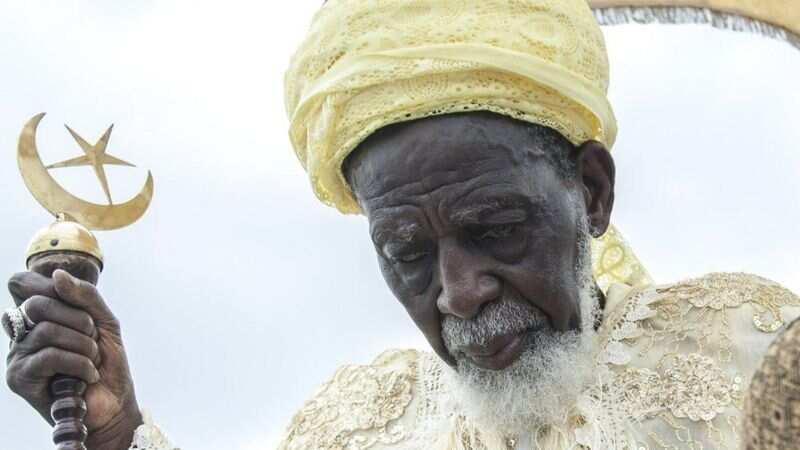 Babban Malamin Ghana, Dr Osman Nuhu Sharubutu