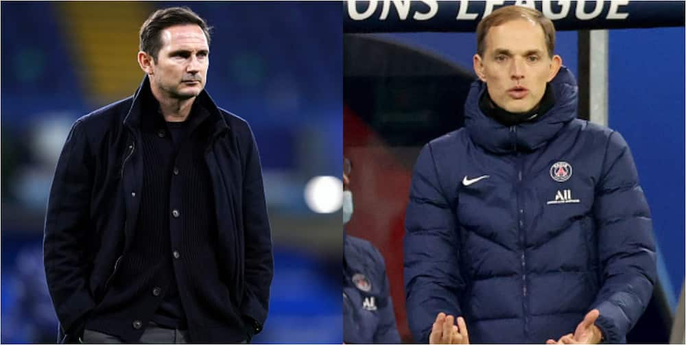 Frank Lampard set to be replaced by ex-PSG boss Thomas Tuchel