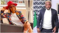 Yomi Fabiyi is a disgrace: Toke Makinwa blows hot, drags actor for demanding evidence in Baba Ijesha's saga