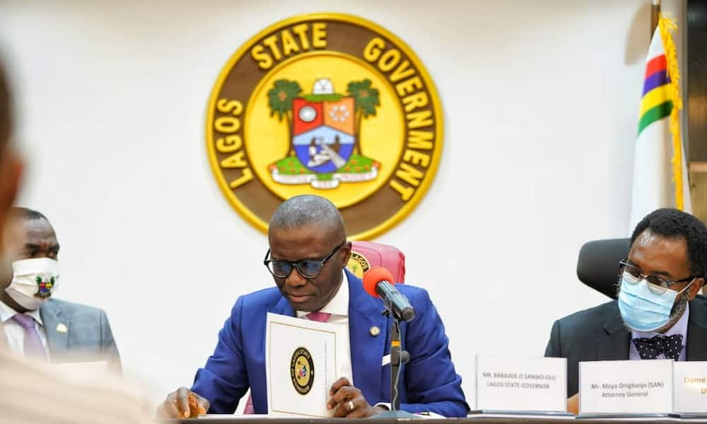 Nigerian Governor Signs bill to Establish Anti-Corruption Commission, 2 others