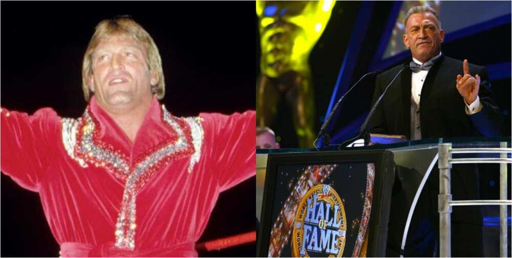 WWE legend who challenged Hulk Hogan in Wrestlemania 1 passes on