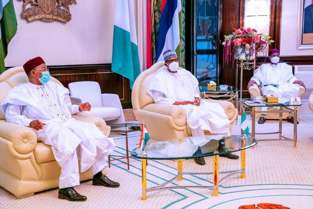 Buhari ya yi Alla-wadai da yunkurin juyin mulki a jamhurriyar Nijar