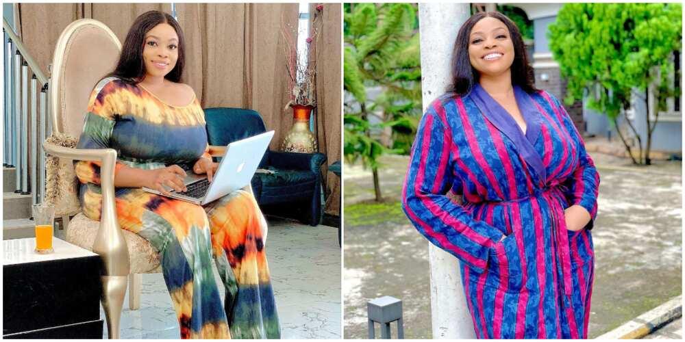 Georgina Ibeh: Actress opens up on love life, bra size