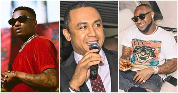 Davido better than Wizkid and Tekno - Daddy Freeze declares