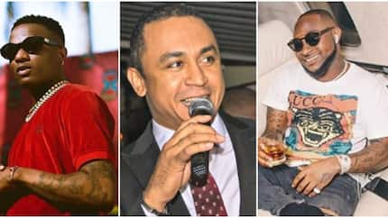 Wizkid has a gifted voice but Davido has a better vocal ability - Daddy Freeze