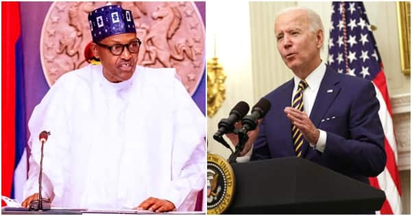 President Biden urged to sanction Buhari's officials over alleged serious offence
