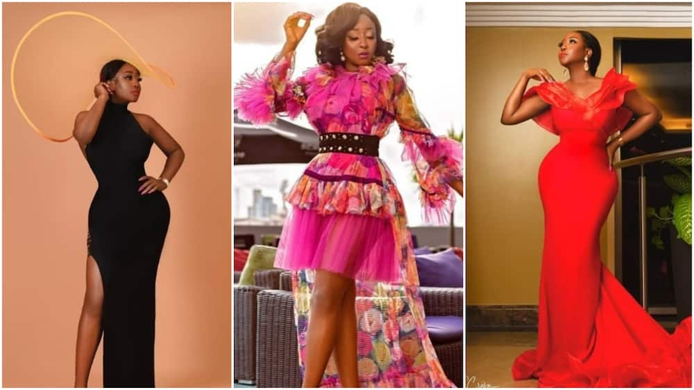 I never envisaged my passion would bring me this far - Nollywood actress Ini Edo
