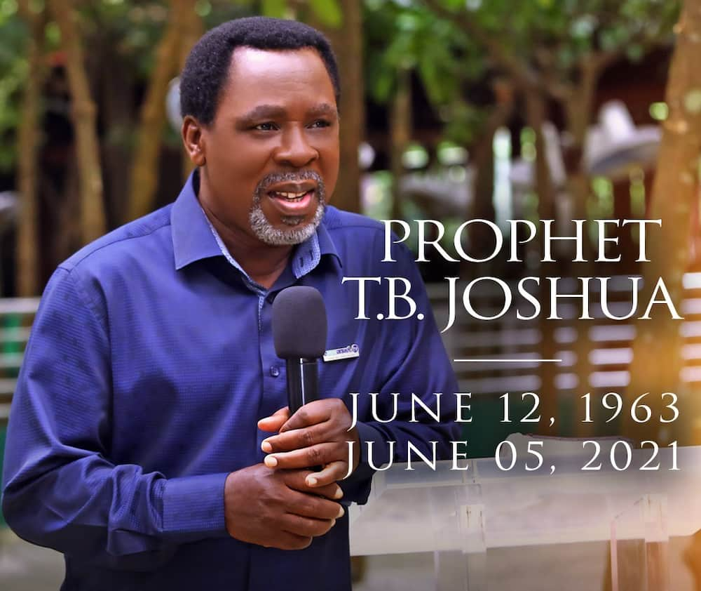 Did he foresee his death? TB Joshua revealed he will not be able to celebrate 58th birthday