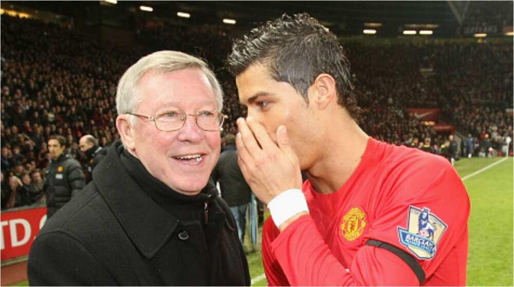 Cristiano Ronaldo: Former Manchester United boss never handed Portuguese striker club's captaincy