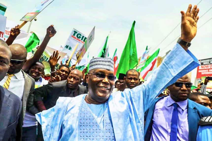 Election 2019: Atiku will win presidential poll, pollster predicts