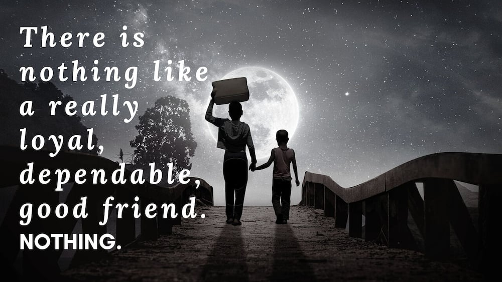 quotes on childhood friends