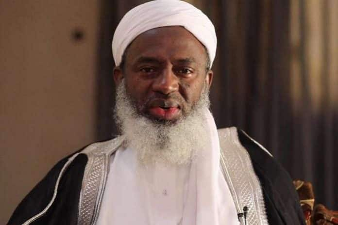 Sheikh Gumi reveals what he will do if his child is kidnapped by bandits