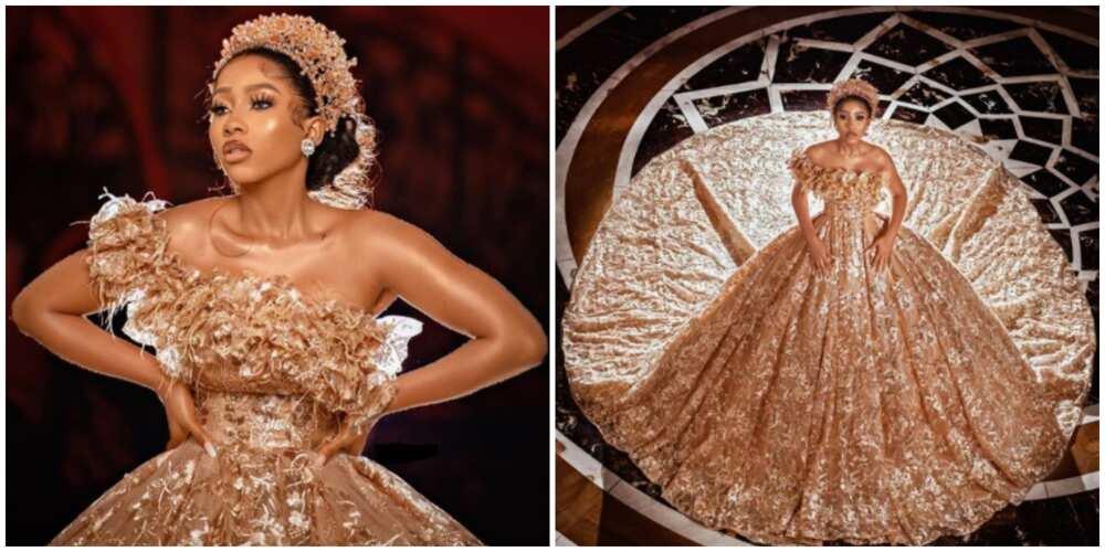 Mercy Eke shares stunning new photos to mark 27th birthday