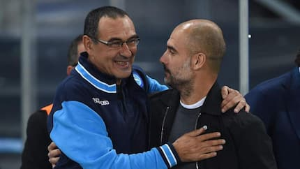 Sarri makes big statement after Chelsea's EPL win over Manchester City