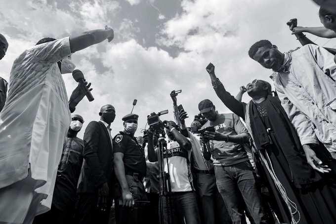 Gov Okowa imposes 48-hour curfew in Delta state