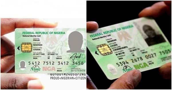 FG outlines steps to renew of National Identity Card