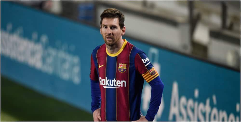 Lionel Messi says he is ready to fight for everything at Barcelona