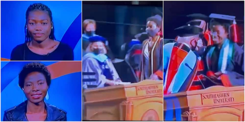 2 Chibok Girls Graduates from Top University in US, Many Reacts to Adorable Photos