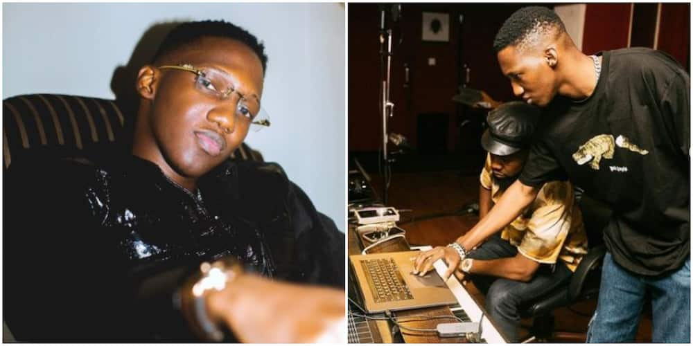 Yung Willis speaks on abandoning job at ECOWAS to become producer